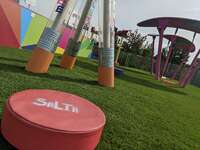Kinder Joy of moving Park, Vicolungo The Style Outlets